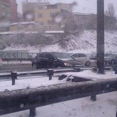 Photo taken at Hasdal - Okmeydanı Bağlantı Yolu by Bekir U. on 12/11/2013