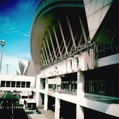 Photo taken at Sultan Hasanuddin International Airport (UPG) by Jeffry H. on 5/16/2013