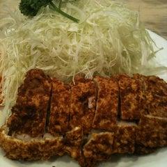 Photo taken at とんかつ とんき 三軒茶屋店 by Yoshiko K. on 7/21/2011