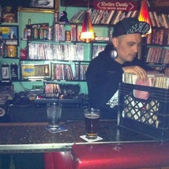Photo taken at Tower Bar by Kimberly M. on 4/3/2012