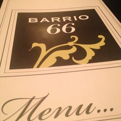 Photo taken at Barrio 66 (בריו 66) by Omer L. on 7/18/2013
