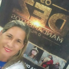 Photo taken at Cine Guedes by Diana C. on 1/18/2016