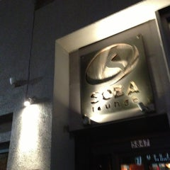Photo taken at Soba by Adam S. on 12/21/2012