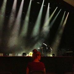 Photo taken at Thomas Wolfe Auditorium by david s. on 6/15/2013