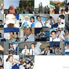 Photo taken at SMP Negeri 49 Jakarta by Sheila G. on 2/22/2013