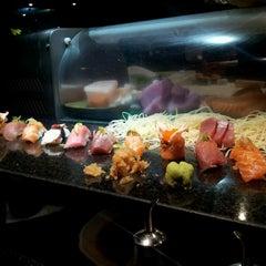 Photo taken at Mori Sushi by Rafaela U. on 7/23/2013