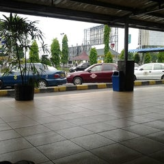 Photo taken at Arrival Terminal (MES) by Firdaus Z. on 11/26/2012
