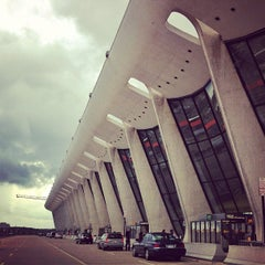 Photo taken at Washington Dulles International Airport by David Y. on 6/16/2013