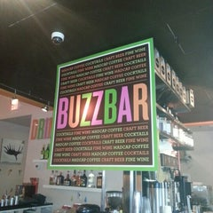 Photo taken at Buzz Bakery by Dana .. on 10/22/2012