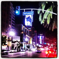 Photo taken at Hollywood Boulevard by Jiri S. on 1/30/2013