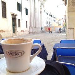 Photo taken at Snack Bar Cupido Venezia by Dean N. on 5/25/2013