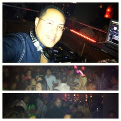 Photo taken at Justin's Bar & Grill by DJ Germain on 10/20/2012