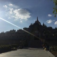Photo taken at วัดป่ากุง (วัดประชาคมวนาราม) by NiNoO W. on 11/30/2015