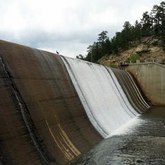 Photo taken at Evergreen Dam by ian t. on 6/22/2013