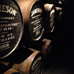 Photo taken at Old Jameson Distillery by Katrina D. on 5/20/2013