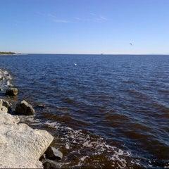 Photo taken at Salton Sea State Recreation Area by Kaname M. on 12/28/2012