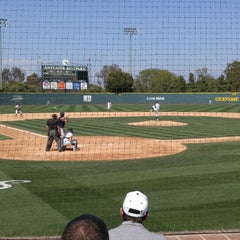 Photo taken at Anteater Ballpark - Cicerone Field by John S. on 5/1/2016