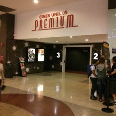 Photo taken at Cines Unidos by Oswaldo T. on 6/3/2013