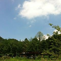 Photo taken at 묘적사 (妙寂寺) by Minkyung K. on 8/14/2013
