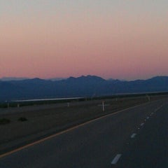 Photo taken at Highway 95 To Vegas by Steve L. on 9/18/2012