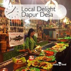 Photo taken at Dapur Desa by Rebecca on 7/26/2015
