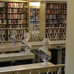 Photo taken at Boston Athenaeum by Lauren C. on 3/26/2015