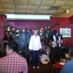 Photo taken at Buffa's Lounge by Talie M. on 2/3/2013