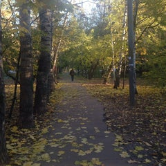 Photo taken at ул. Артековская by Shafa N. on 10/21/2015
