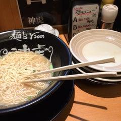 Photo taken at 麺's room 神虎 なんば店 by もりを ち. on 2/1/2016