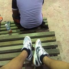 Photo taken at Futsal Masterscaff by MohdShahri A. on 11/2/2015