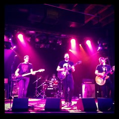 Photo taken at Mezzanine by Chris M. on 10/1/2012