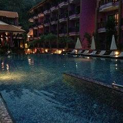 Photo taken at Phuvaree Resort Phuket by Te T. on 12/29/2012