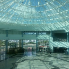 Photo taken at Piarco International Airport (POS) by Tricia K. on 6/19/2013