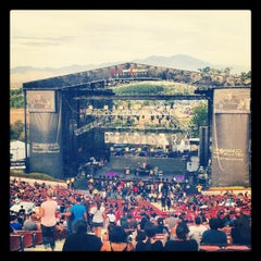 Photo taken at Verizon Wireless Amphitheatre by Anushka N. on 9/23/2012