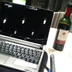 Photo taken at Merlin Copacabana Hotel by Giuliana H. on 10/20/2012