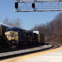 Photo taken at Amtrak - Connellsville Station (COV) by Anthony B. on 3/30/2013
