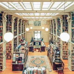Photo taken at Providence Athenaeum by CNN on 4/13/2015