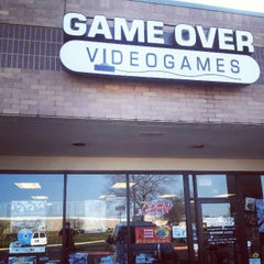 Photo taken at Game Over Videogames by Andre M. on 3/11/2013