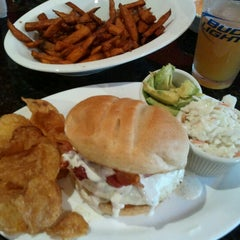 Photo taken at Boston Burger Company by TJ G. on 10/3/2012