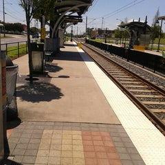 Photo taken at LYNX Scaleybark Station by Alejandro J. on 5/2/2015