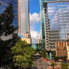 Photo taken at Bank of America Corporate Center by Alejandro J. on 9/15/2014