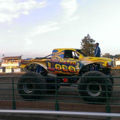 Photo taken at Sonoma County Fairgrounds by Vanessa G. on 5/5/2013