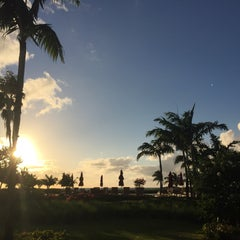 Photo taken at Four Seasons Resort Nevis, West Indies by Lindsey L. on 11/21/2015