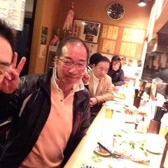Photo taken at 味彩(居酒屋) by 庄司 英. on 4/9/2014