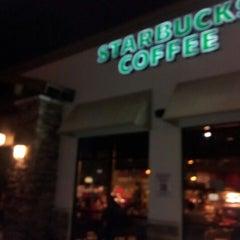 Photo taken at Starbucks by Mister C. on 11/30/2012