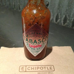 Photo taken at Chipotle Mexican Grill by Mike P. on 12/31/2012