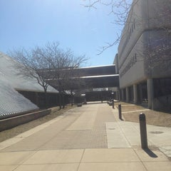 Photo taken at Wilbur Wright College by Dominick M. on 4/2/2013