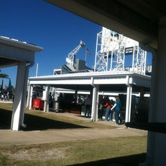 Photo taken at Clevelander Deck at EverBank Field by Ray M. on 11/25/2012