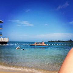 Photo taken at The Pier House Resort & Spa by Emily B. on 7/20/2013