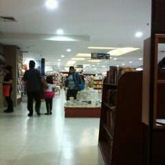 Photo taken at Gramedia by Laury L. on 6/1/2013